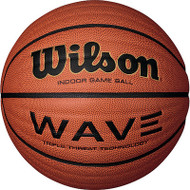 Wilson Wave Game Ball Basketball 29.5