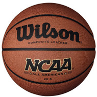 Wilson NCAA All American Composite Basketball 28.5
