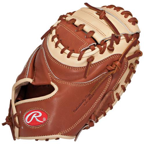 Rawlings Pro Preferred Catchers Mitt 325 Inch Proscm20brx Beacon