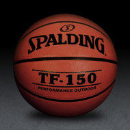 "2014 Spalding TF-150 Rubber Basketball 29.5"" Size 7"