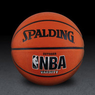 Spalding Outdoor NBA Varsity Rubber Basketball 28.5""