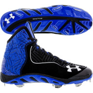 Under Armour Men's UA Spine™ Highlight ST Baseball Cleats Royal