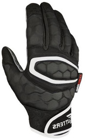 Cutters S90 Shockskin Lineman Football Gloves
