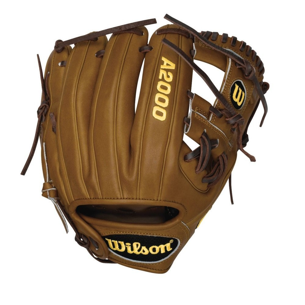 Wilson A2000 DP15GM Dustin Pedroia Game Model Baseball Glove 11 50  WTA2000BBDP15GM