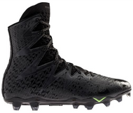 Under Armour Highlight Lacrosse Cleat Black