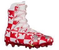 Under Armour Highlight Lacrosse Cleat Red