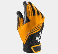Under Armour Youth UA Clean Up Batting Gloves - Steeltown