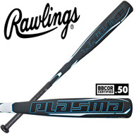 Rawlings BBCPL3 PLASMA BBCOR Baseball Bat (-3)