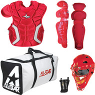 All-Star CK79PS Player's Series Catcher's Equipment Kit, YOUTH ages 9-12