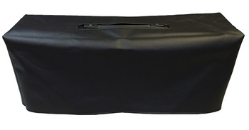 SUPRO 1696RT BLACK MAGICK AMP HEAD COVER FRONT VIEW
