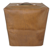 FISHMAN LOUDBOX PERFORMER COMBO COVER - VINTAGE BROWN VINYL W/GOLD PIPING