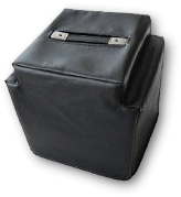 Genz Benz Shuttle Combo Cover in black