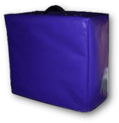 Roland Cube 80XL Combo Cover in purple