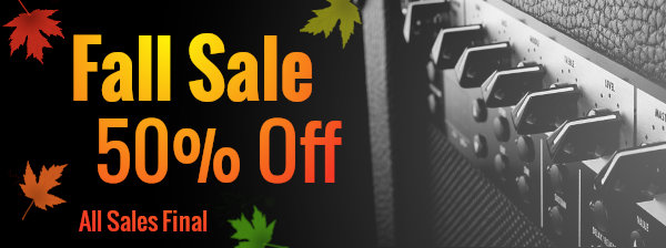 Shop Our Fall Inventory Reduction Sale