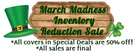 Shop Our March Madness Inventory Reduction Sale
