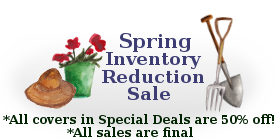 Shop Our Spring Inventory Reduction Sale