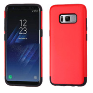 Slim Armor Multi-Layer Hybrid Case for Samsung Galaxy S8 Plus - Red