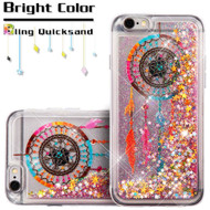 *SALE* Quicksand Glitter Transparent Case for iPhone 6 / 6S - Dreamcatcher