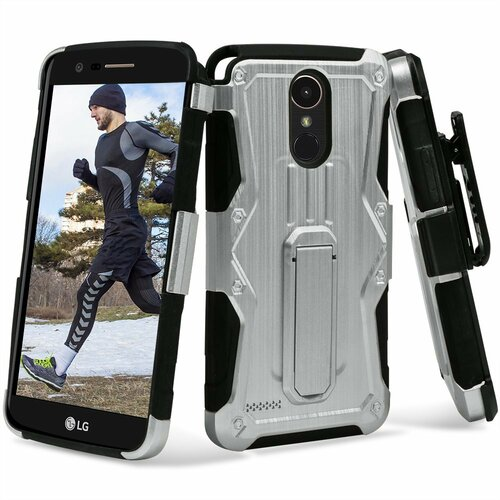 Sale Heavy Duty Dual Layer Hybrid Armor Case With