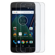 Crystal Clear Screen Protector for Motorola Moto G5 Plus - Twin Pack