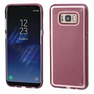 Premium TPU Gel Case for Samsung Galaxy S8 Plus - Rose Gold