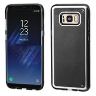 Premium TPU Gel Case for Samsung Galaxy S8 - Black