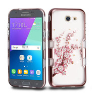 TUFF Panoview Case for Samsung Galaxy J3 (2017) / J3 Emerge / J3 Prime / Amp Prime 2 / Sol 2 - Spring Flowers