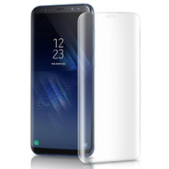 *SALE* HD Full Curved Coverage Premium 3D Tempered Glass Screen Protector for Samsung Galaxy S8 Plus - Clear