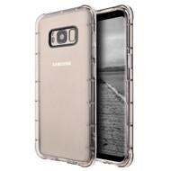 *Sale* Duraproof Transparent Anti-Shock TPU Case for Samsung Galaxy S8 Plus - Smoke