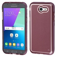 Premium TPU Gel Case for Samsung Galaxy J3 (2017) / J3 Emerge / J3 Prime / Amp Prime 2 / Sol 2 - Rose Gold
