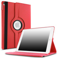 360 Degree Smart Rotary Leather Case for iPad Air 3 / iPad Pro 10.5 inch - Red