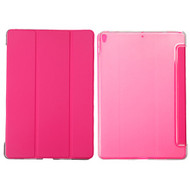 All-In-One Smart Hybrid Case for iPad Pro 10.5 inch - Hot Pink