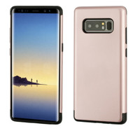 Slim Armor Multi-Layer Hybrid Case for Samsung Galaxy Note 8 - Rose Gold