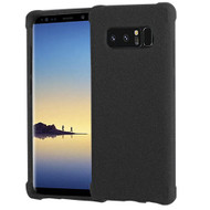 Air Sacs Anti-Shock TPU Case for Samsung Galaxy Note 8 - Black