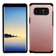 Hybrid Multi-Layer Armor Case for Samsung Galaxy Note 8 - Rose Gold