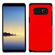 Hybrid Multi-Layer Armor Case for Samsung Galaxy Note 8 - Red