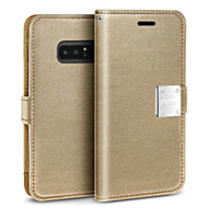 *SALE* Essential Leather Wallet Case for Samsung Galaxy Note 8 - Gold