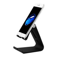 Adjustable Desktop Cell Phone Stand - Black