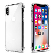 Ultra Hybrid Shock Absorbent Crystal Case for iPhone XS / X - Clear