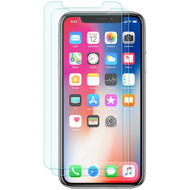 Crystal Clear Screen Protector for iPhone Pro 11 / iPhone XS / iPhone X - Twin Pack