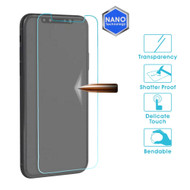 Nano Technology Flexible Shatter-Proof Screen Protector for iPhone XS / X