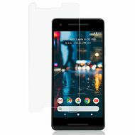 Premium 2.5D Round Edge Tempered Glass Screen Protector for Google Pixel 2