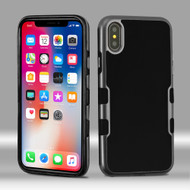 TUFF Panoview Hybrid Case for iPhone XS / X - Black