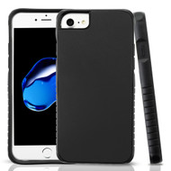Tough Anti-Shock Hybrid Protection Case for iPhone 8 / 7 / 6S / 6 - Black