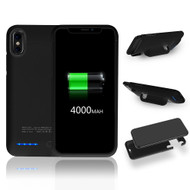 *Sale* Smart Power Bank Battery Case 4000mAh for iPhone XS / X - Black