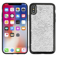 *Sale* Sparkle Sequins Case for iPhone XS / X - Silver