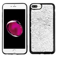 Sparkle Sequins Case for iPhone 8 Plus / 7 Plus / 6S Plus / 6 Plus - Silver