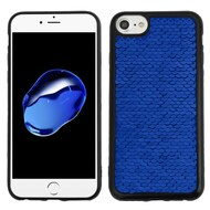 Two-Tone Sparkle Sequins Case for iPhone 8 / 7 / 6S / 6 - Blue