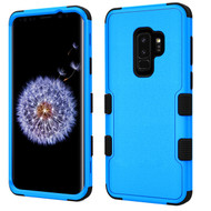Military Grade Certified TUFF Hybrid Armor Case for Samsung Galaxy S9 Plus - Blue