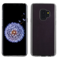 Rubberized Crystal Case for Samsung Galaxy S9 - Smoke